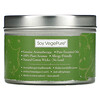 Aroma Naturals, Soy VegePure, Travel Tin Candle, Vitality, Peppermint & Eucalyptus, 2.8 oz (79.38 g)