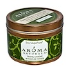 Aroma Naturals, Soy VegePure, Travel Candle, Peace Pearl, Orange, Clove & Cinnamon, 2.8 oz (79.38 g)