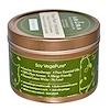 Aroma Naturals, 大豆 ベジピュア、 トラベル キャンドル、 ピースパール、 オレンジ、 クローブ & シナモン、 2.8 oz (79.38 g)