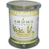 Отзывы о Aroma Naturals, Soy VegePure, на 100% натуральные соевые свечи-столбики, для медитации, пачули и ладан, 8,8 унций (260 г)