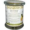 Aroma Naturals, 100%天然大豆エッセンシャルオイルキャンドル、ピースパール、オレンジ、クローブとシナモン、 8.8 oz (260 g)