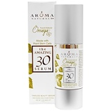 Отзывы о Aroma Naturals, The Amazing 30 Serum, многофункциональная омолаживающая сыворотка, 1 унция (30 г)
