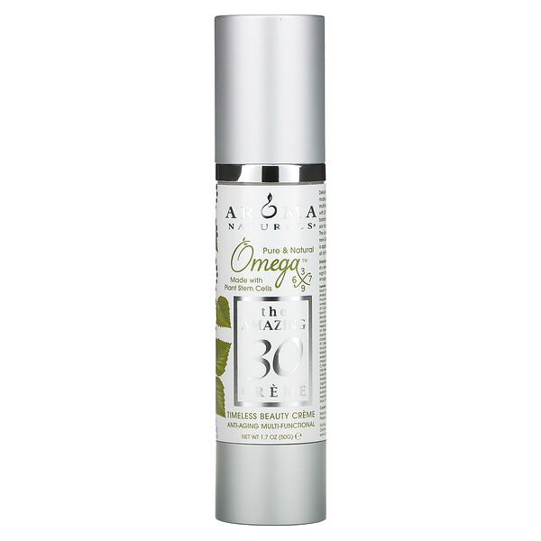 The Amazing 30 Creme, Anti-Aging Multi-Functional, 1.7 oz (50 g)