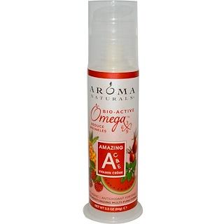 Aroma Naturals, Удивительные A, C и E, витаминный крем, 3,3 унции (94 г)