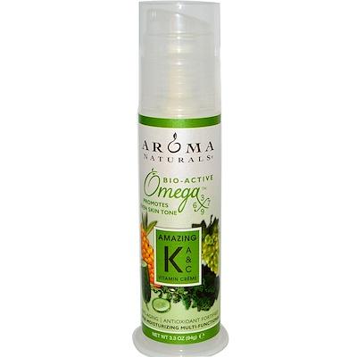 Купить Aroma Naturals Удивительный крем с витаминами K, A & C 3.3 унции (94 г)