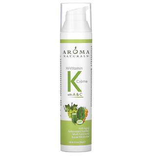 Aroma Naturals, Amazing K, A & C Vitamin Crème, 3.3 oz (94 g)