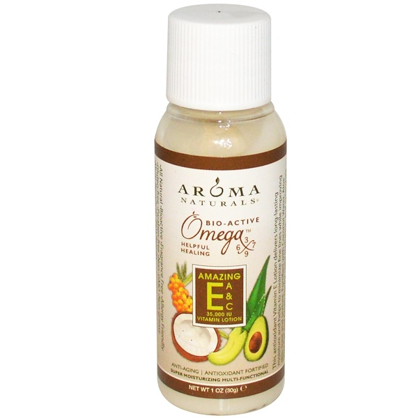 Aroma Naturals, Bio-Active Omega 3, 6, 7, 9, 30 г (Discontinued Item)