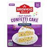 Arrowhead Mills,  燕麦糖碎蛋糕粉,15.25 盎司(432 克)