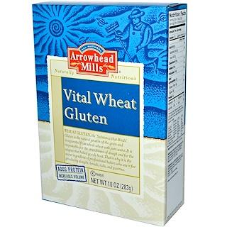 Arrowhead Mills, Vital Gluten de Trigo, 10 oz (283 g)