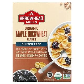 Arrowhead Mills, 有機楓糖蕎麥片,不含麩質,10 盎司(283 克)