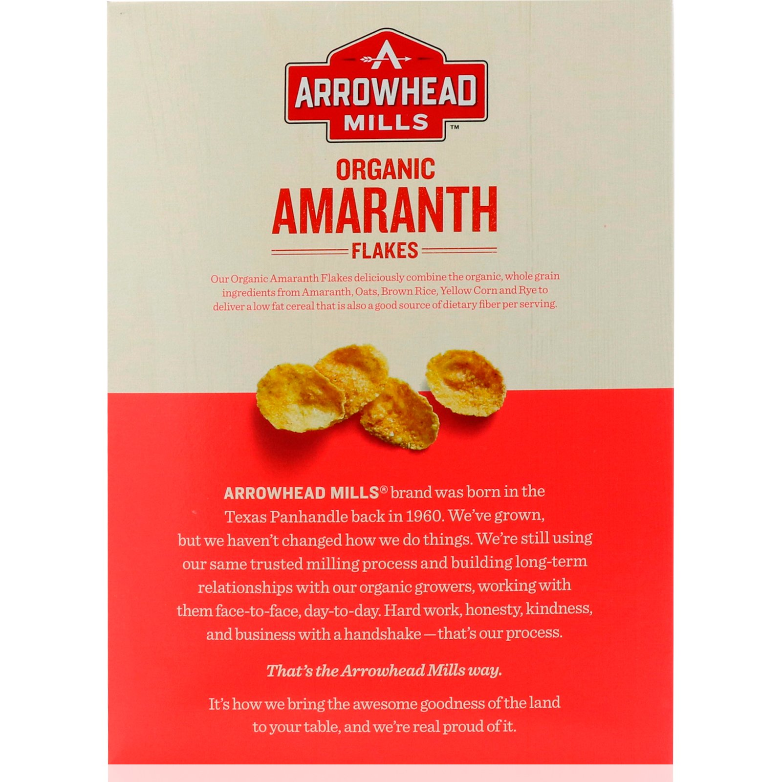 how to eat amaranth flakes