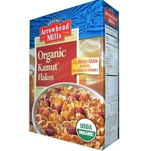 Эрроухэд Миллс, Organic Kamut Flakes, 12 oz (340 g) отзывы