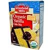 Arrowhead Mills, Organic Vanilla Cake Mix, 18.2 oz (517 g)