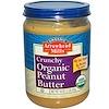 Arrowhead Mills, Crunchy Organic Peanut Butter, 16 oz (453 g) (Discontinued Item)