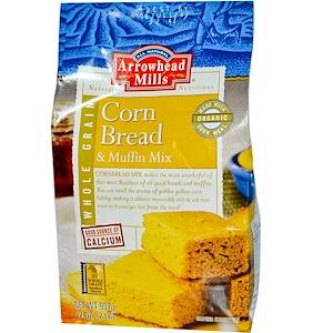 Эрроухэд Миллс, Corn Bread & Muffin Mix, 32 oz (907 g) отзывы