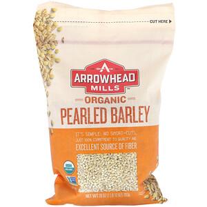 Эрроухэд Миллс, Organic Pearled Barley, 1 lb (793 g) отзывы покупателей