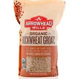 Отзывы о Arrowhead Mills, Органическая гречневая крупа, 24 унции (680 г)