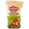 Arrowhead Mills, オーガニック発芽穀物パンケーキ&ワッフルミックス、26オンス(737 g)