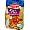 Arrowhead Mills, Organic Oat Bran, Pancake & Waffle Mix, 26 oz (737 g) (Discontinued Item)