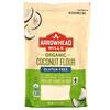 Arrowhead Mills, органическая кокосовая мука, без глютена, 453г (16унций)