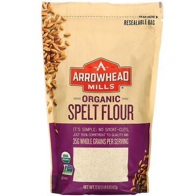 Купить Arrowhead Mills Organic Spelt Flour, 1 lb (623 g)