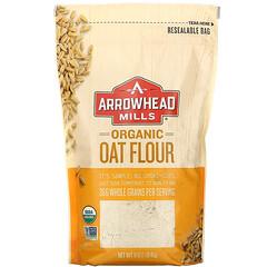 Arrowhead Mills, 有機燕麥粉,16 盎司(453 克)
