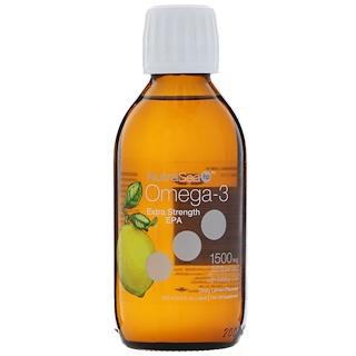 Ascenta, NutraSea HP, Omega-3, Zesty Lemon Flavor, 1500 mg, 6.8 fl oz (200 ml)