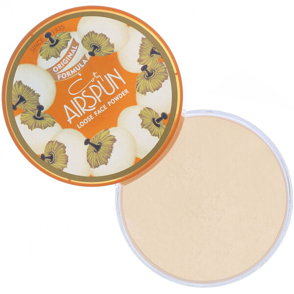 Loose Face Powder, Translucent 070-24, 2.3 oz (65 g)
