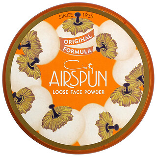 Airspun, Loose Face Powder, Suntan 070-30, 2.3 oz (65 g)