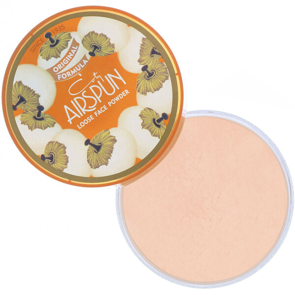 Loose Face Powder, Suntan 070-30, 2.3 oz (65 g)