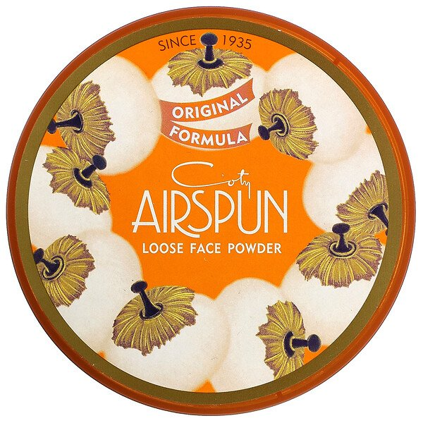 Airspun, Loose Face Powder, Suntan 070-30, 2.3 oz (65 g)