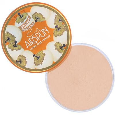 Купить Airspun Рассыпчатая пудра для лица, оттенок «Медовый беж» 070-32, 65г