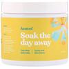 Asutra, Soak The Day Away, Dead Sea Bath Salts, Detox and Slim Down, 16 oz (453 g)