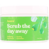 Asutra, Scrub The Day Away, Exfoliating Body Scrub, Cooling Cucumber, 12 oz (350 g)