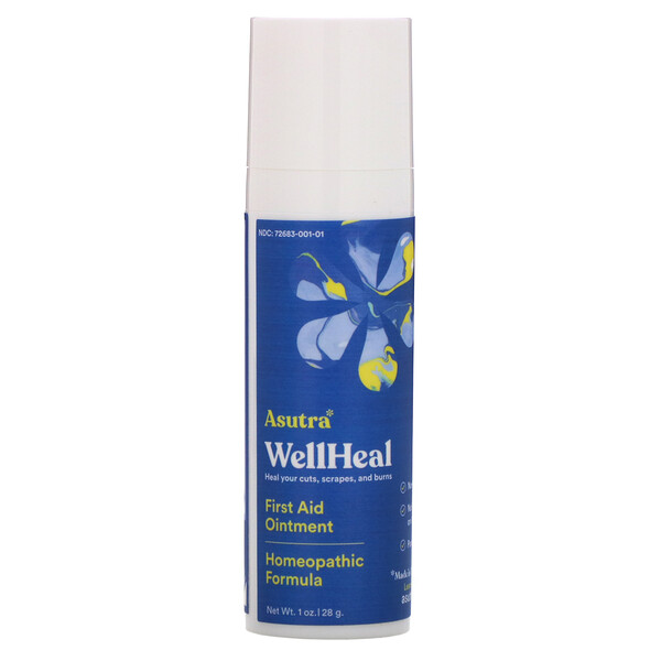 WellHeal, First Aid Ointment,  1 oz (28 g)