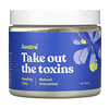 Asutra, Take Out The Toxins, Healing Clay, Natural Unscented, 1 lb (16 oz)