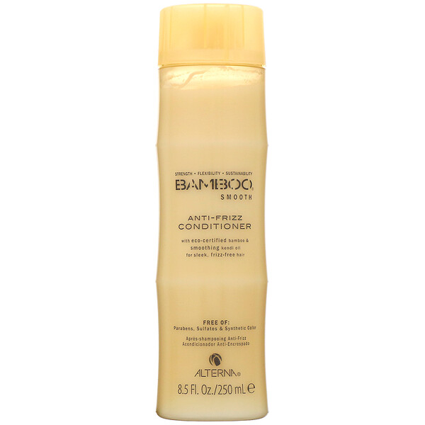 Alterna, Bamboo Smooth, Anti-Frizz Conditioner, 8.5 fl oz (250 ml) (Discontinued Item)