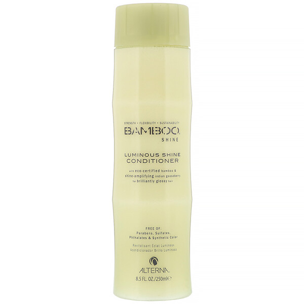 Alterna, Bamboo Shine, Luminous Shine Conditioner, 8.5 fl oz (250 ml) (Discontinued Item)