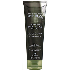 Alterna, Bamboo Shine, Silk-Sleek Brilliance Cream, 4.2 fl oz (125 ml) отзывы