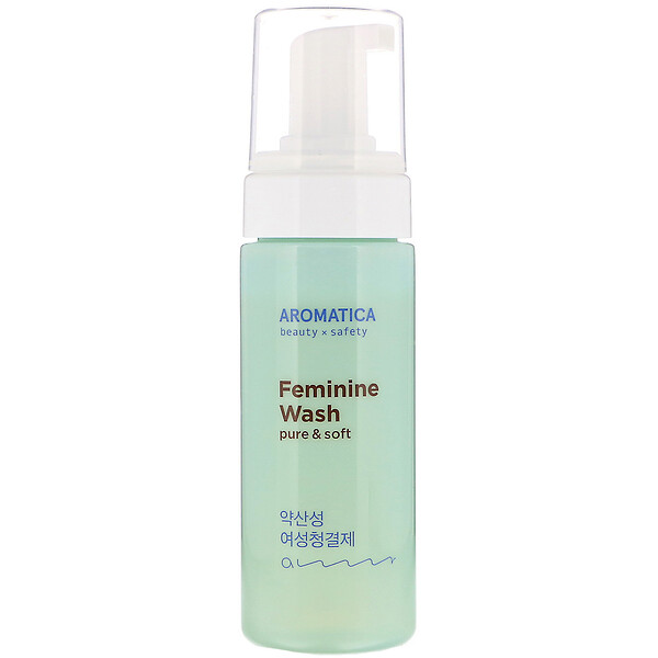 Aromatica, Pure & Soft Feminine Wash, 5.7 fl oz (170 ml)