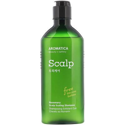 Aromatica Rosemary Scalp Scaling Shampoo, 8.4 fl oz (250 ml)