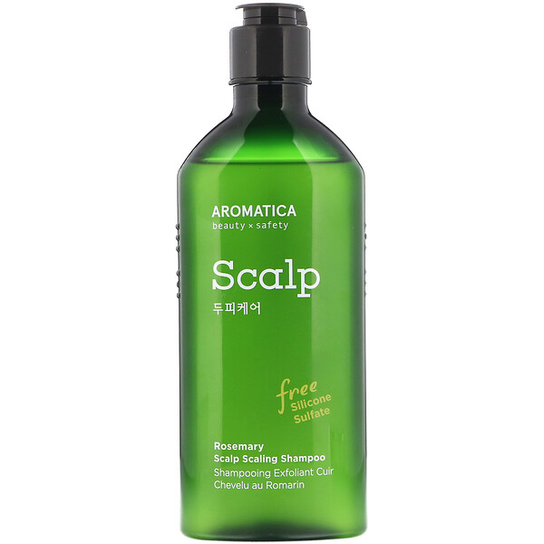 Rosemary Scalp Scaling Shampoo, 8.4 fl oz (250 ml)