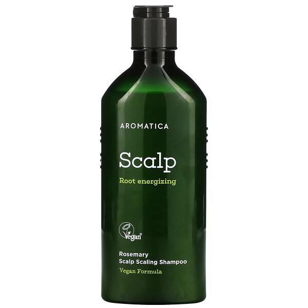 Rosemary Scalp Scaling Shampoo, 8.4 fl oz (250 ml)