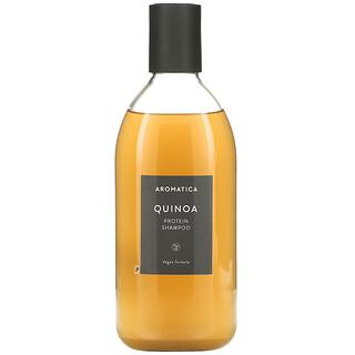 Aromatica, Quinoa Protein Shampoo, 13.5 fl oz (400 ml)