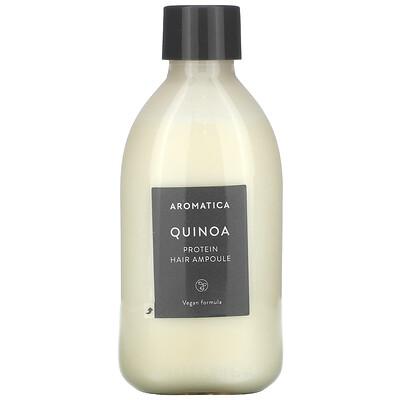 Aromatica Quinoa Protein Hair Ampoule, 3.3 fl oz (100 ml)