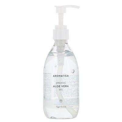 Купить Aromatica Organic Aloe Vera Gel, 10.1 fl oz (300 ml)