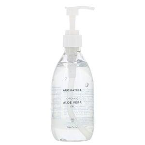 Aromatica, Organic Aloe Vera Gel, 10.1 fl oz (300 ml) отзывы покупателей