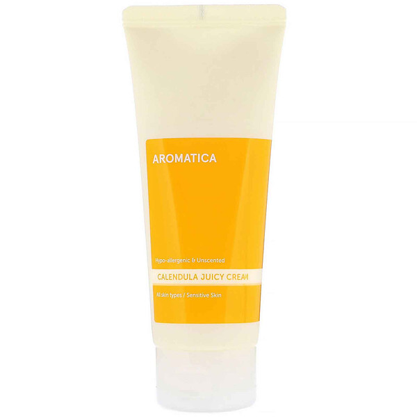 Calendula Juicy Cream, 5.2 oz (150 g)
