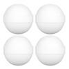 Smith & Vandiver, Calming Bath Bombs with Lavender Essential Oil, 4 Effervescent Bath Balls, 0.8 oz (22 g) Each