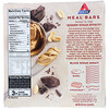 Atkins, Meal Bar, Chocolate Peanut Butter Bar, 5 Bars, 2.12 oz (60 g) Each